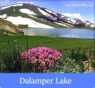 Dalamper Lake - The Famous Lakes of Iran