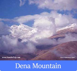 Dena Mountain - Mountains of Iran