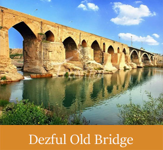 Historical Dezful Bridge - Historical Bridges of Iran