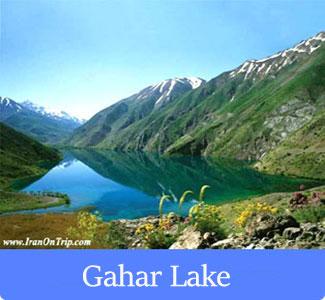 Gahar Lake - The Famous Lakes of Iran