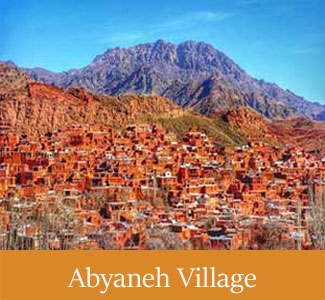 Historical Abyaneh Village - Historical Villages of iran