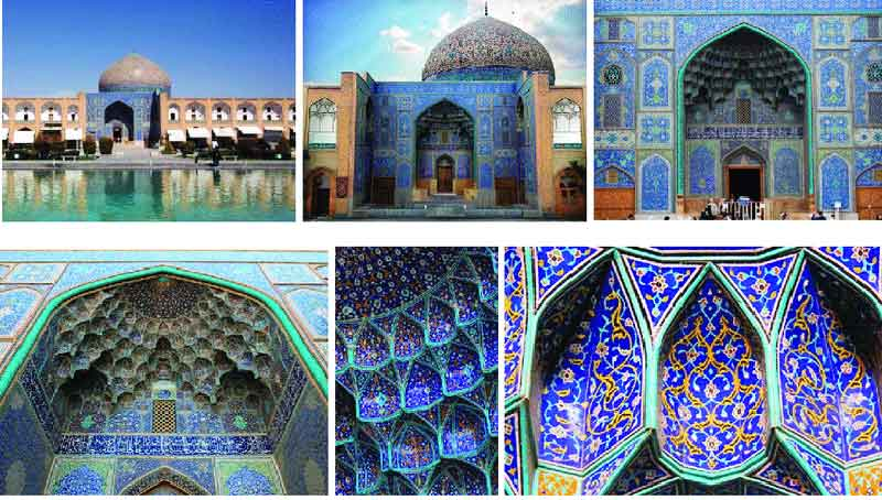 Historical Mosques of Iran - Old Mosques of Iran