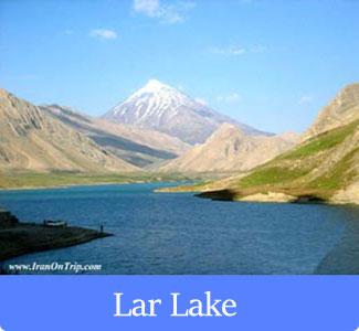 Lar Lake - The Famous Lakes of Iran