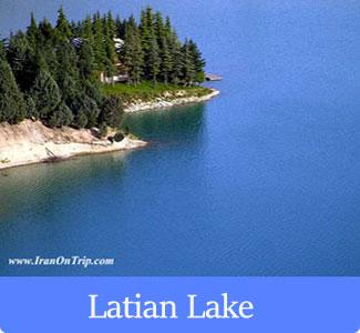 Latian Lake - The Famous Lakes of Iran