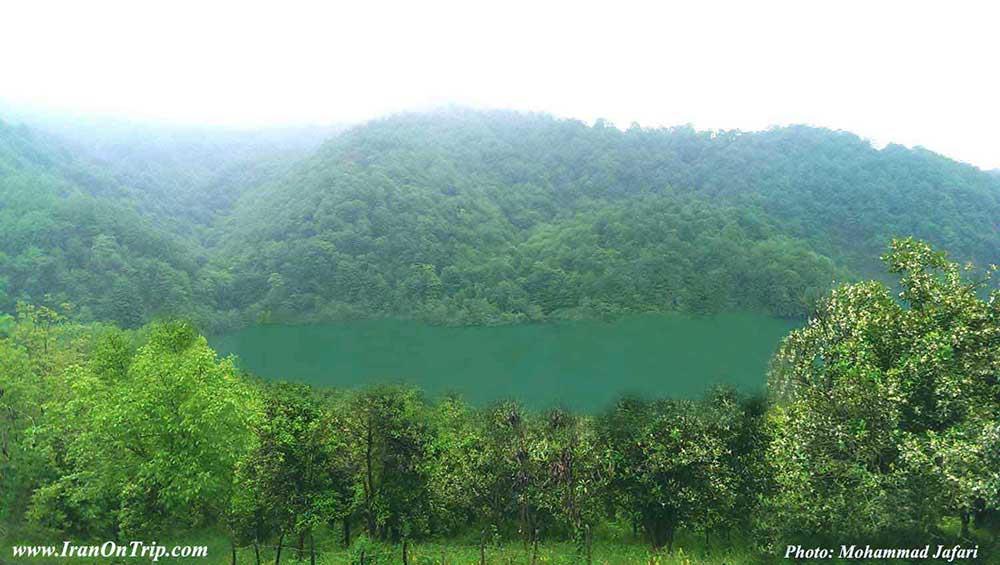 Majiran Lake - Majiran Dam - Lakes of Iran
