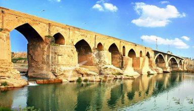Old Bridge of Dezful - Historical Bridges of Iran