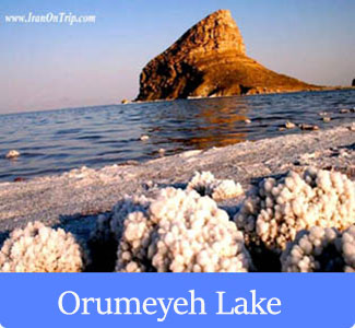 Ourmeyeh Lake - The Famous Lakes of Iran