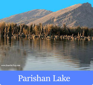 Parishan Lake - The Famous Lakes of Iran