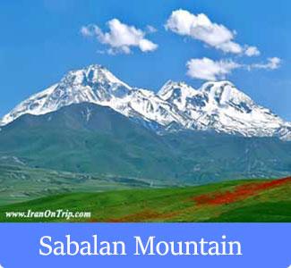 Sabalan Mountain - Mountains of Iran