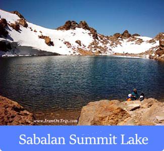 Sabalan Lake - The Famous Lakes of Iran