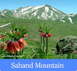 Sahand Mountain - Mountains of Iran