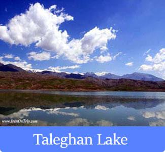 Taleghan Lake - The Famous Lakes of Iran