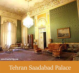 Tehran Saadabad Palace - Historical Palaces of Iran