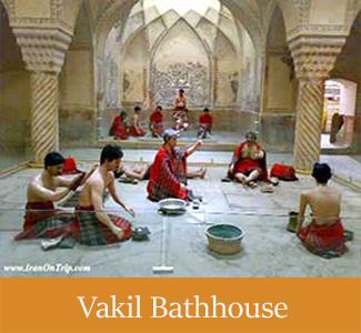 Vakil Bathhouse - Historical Bathhouses of Iran