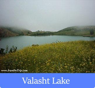 Valasht Lake - The Famous Lakes of Iran