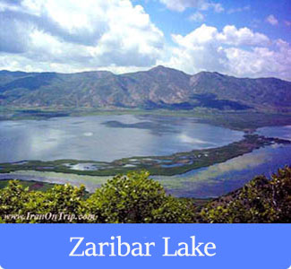 zaribar Lake in Kordestan - The Famous Lakes of Iran -