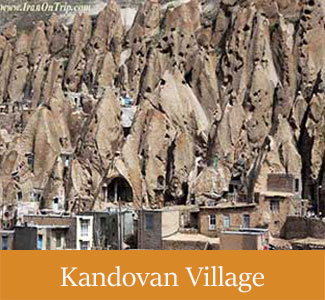Historical Kandovan Village - Historical Villages of iran