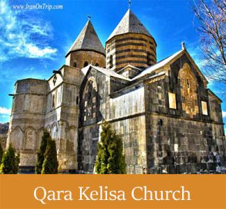 Historical Monastery of Saint Thaddeus or Qara Kelisa Church - Historical Churches of Iran
