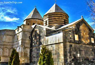 Historical Monastery of Saint Thaddeus or Qara Kelisa - Historical Cherches of Iran