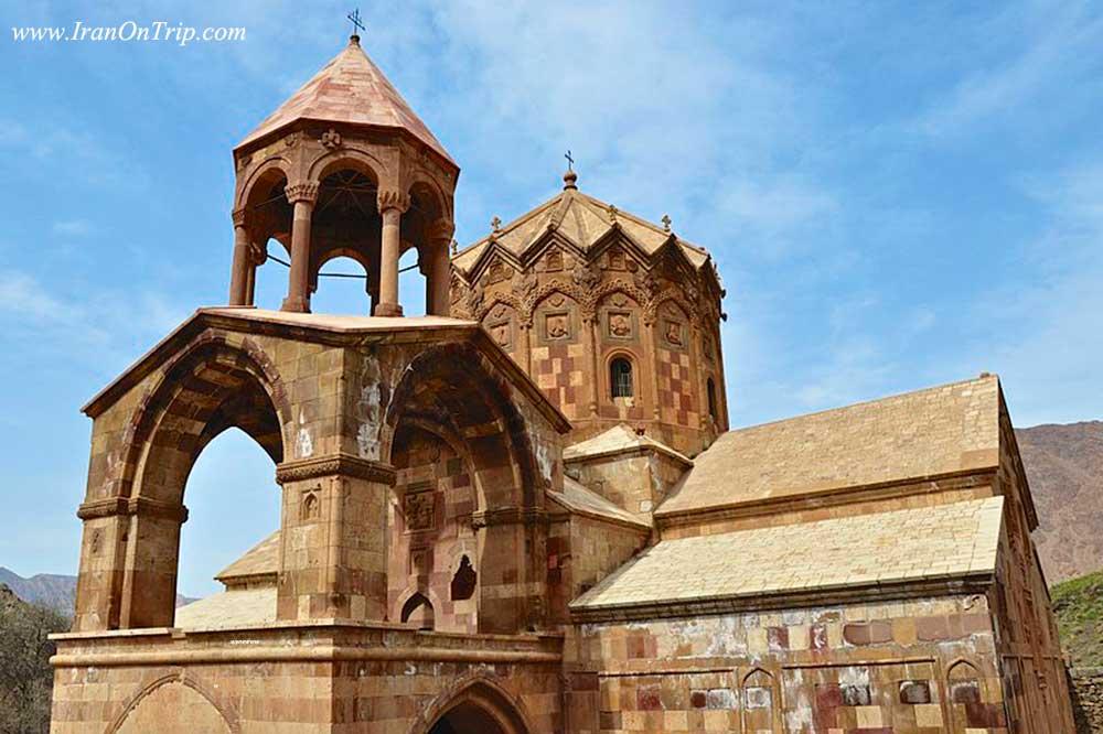 Saint Stepanous Church in East Azarbaijan, Iran - Historical Churches in Iran