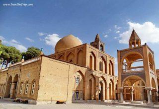 Historical Churches at Jolfa of Esfahan - Historical Cherches of Iran