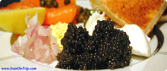Caviar of Iran