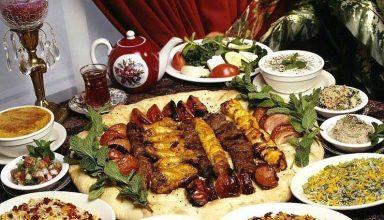 Iranian Food-Persian Cuisine-Persian Cooking