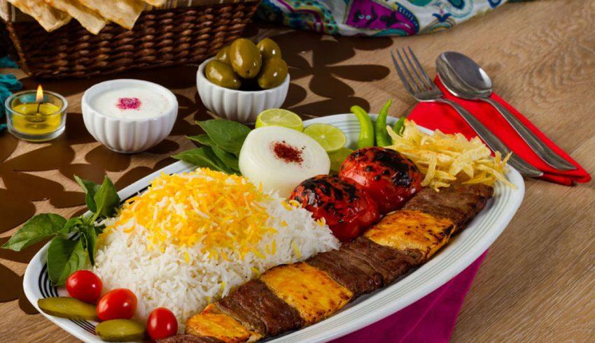 Kabab bakhtiari - Persian Food - Iranian Food