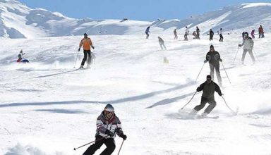Dizin-Ski-piste-Tehran-Iran