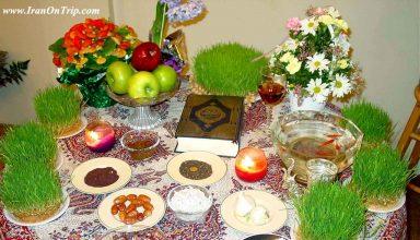 All About Nowruz in Iran - Ceremonies of Iran