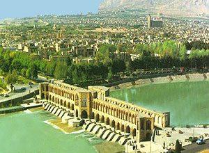 Khaju Bridge - Historical Bridges of Isfahan Iran - Hisorical Bridges of Iran