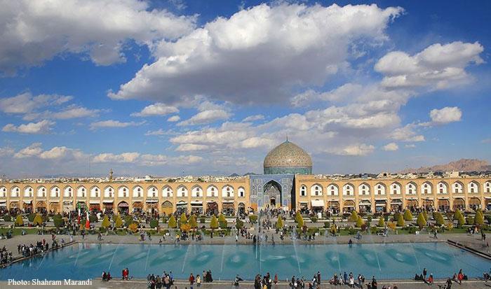 Historical Squares of Iran