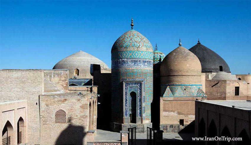 Sheikh Safi al-din Khanegah and Shrine Ensemble in Ardabil
