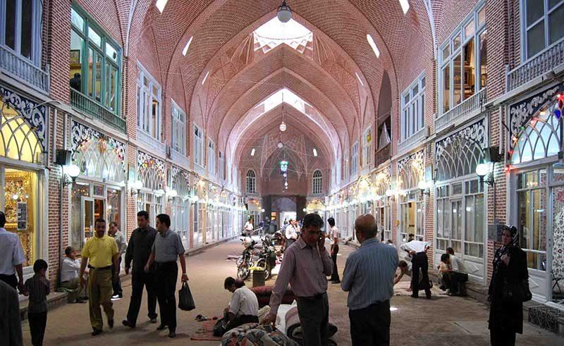 Tabriz Historic Bazaar Complex