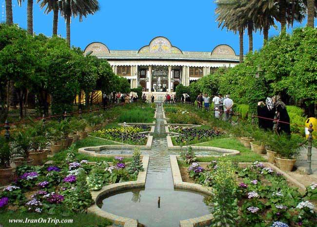 The Persian Garden Shiraz Iran