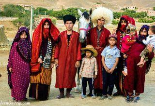 Turkman Tribes in Iran