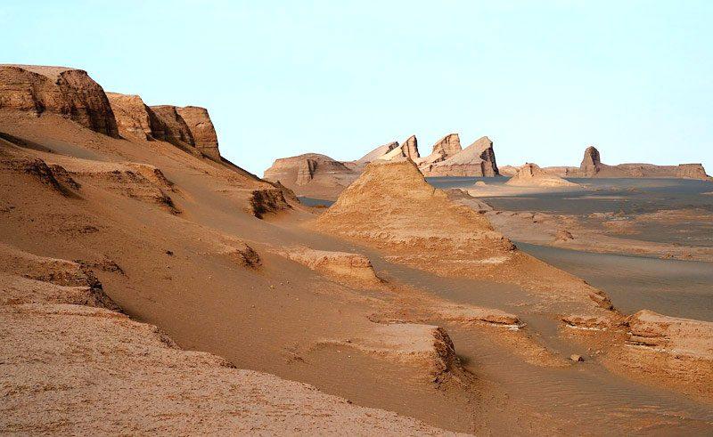 Dasht-e Kavir - Great Salt Desert