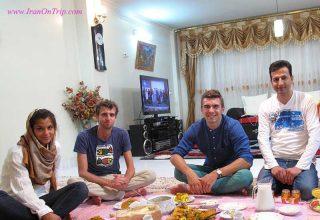 Iranian Hospitality culture