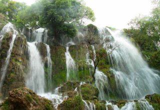 Niyasar Waterfall Kashan Iran - Waterfalls of Iran