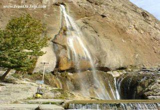 Semirom-Waterfall-Iran - Waterfalls of Iran