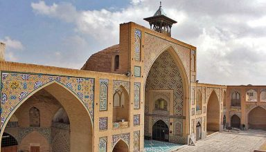 Isfahan Hakim Mosque - Historical Mosques of Iran