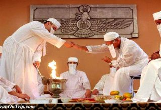 Nowruz in the Zoroastrian faith - All about Nowruz in Iran and ceremony - Ceremonies of Iran - Nowruz ceremony