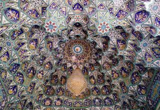 Tile Work in Iran