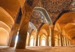 Vakil Mosque Shiraz Iran - Historical Mosques of Iran