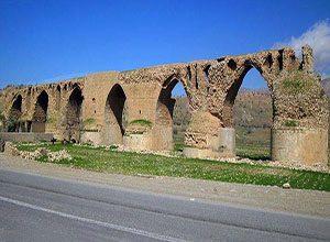 Ashkan Bridge - Historical Bridges of Iran - Old Bridges of Iran