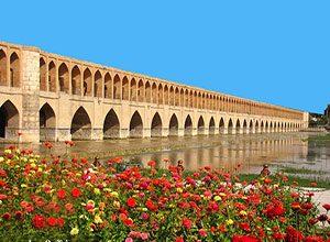 Siosepol bridge-33 Pol-Allah Verdi Khan Bridge - Historical Bridges of Isfahan Iran