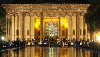 Chehel-Sotun Palace in Isfahan - Palaces of Iran