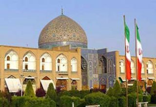Historical Sheikh Lotfollah Mosque in Isfahan - Historical mosques of Iran