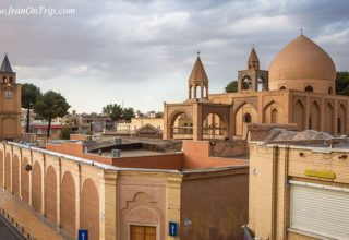 Historical Churches in Iran - Old Churches of Iran