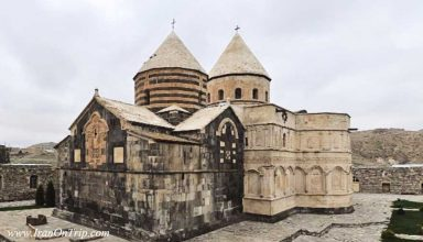 Historical Churches of Iran - Old Churches in Iran